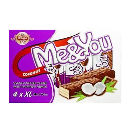 Evropa-Me & You Coconut Wafers