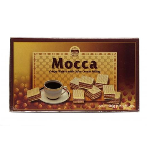 Evropa-Mocca Wafers