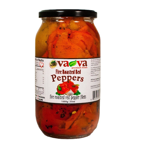 Vava-Fire Roasted Red Pepper