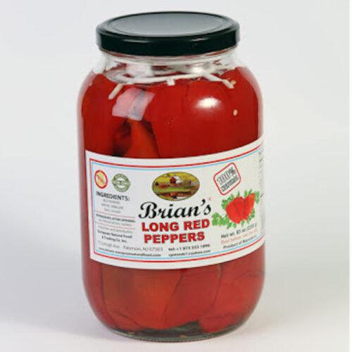 Brian's- Long Red Pepper