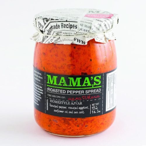 Mama's-Roasted Red Pepper Spread Mild